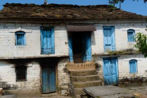 A Typical Kumaoni house