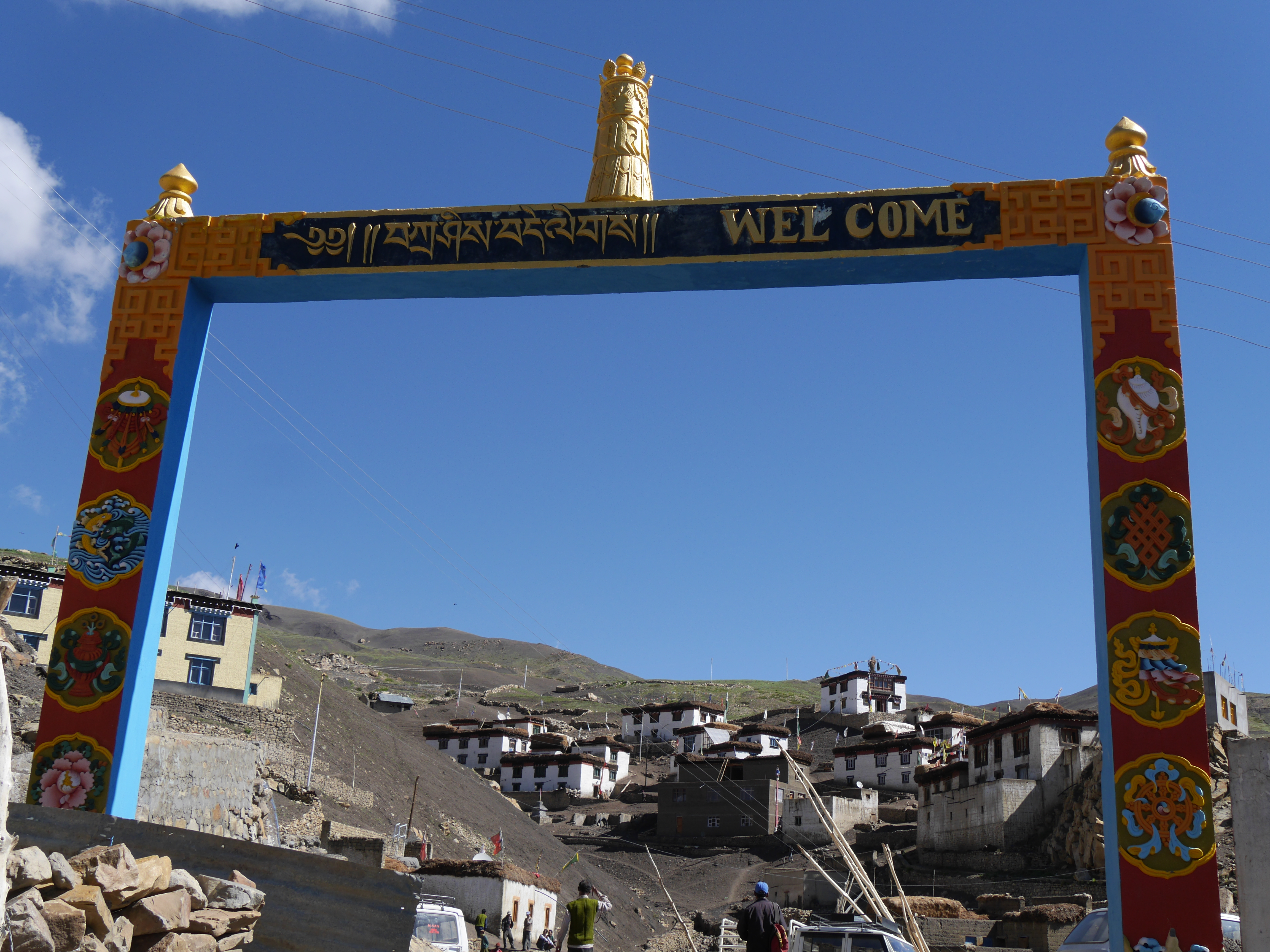 Why Staying at Demul, A High Altitude Village, Puts Things